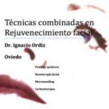 Técnicas combinadas de rejuvenecimiento facial